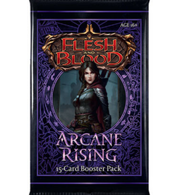 Booster Pack (Arcane Rising - Unlimited)
