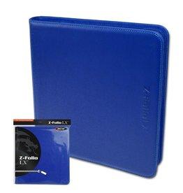 Z-Folio LX (Blue, 12 pocket)