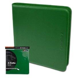 Z-Folio LX (Green, 12 pocket)