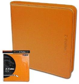 Z-Folio LX (Orange, 12 pocket)