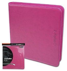Z-Folio LX (Pink, 12 pocket)