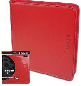 Z-Folio LX (Red, 12 pocket)