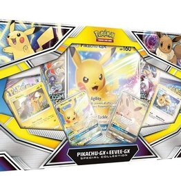 Pikachu-GX/Eevee-GX Special Collection