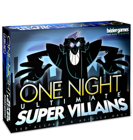 One Night Ultimate (Super Villains)