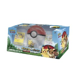 Pikachu & Evee Poke Ball Collection
