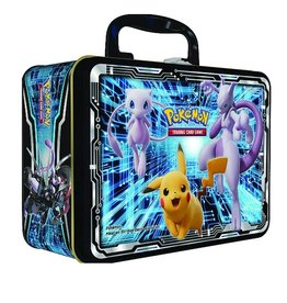 Collector Chest Tin (Armored Mewtwo/Pikachu/Charizard)