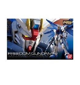 Freedom Gundam Seed Rg