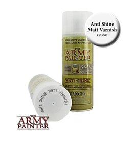 The Army Painter Varnish: Anti-Shine Matt (Spray 400ml)
