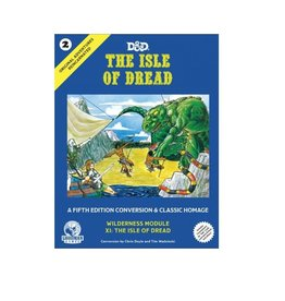 The Isle of Dread