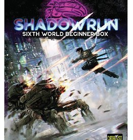 Shadowrun Sixth World: Beginner Box