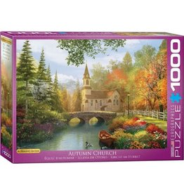 Eurographics Autumn Church (1000pc)