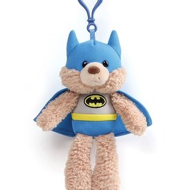 Batman Bear Keychain