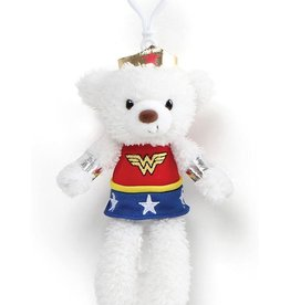 Wonder Woman Bear Keychain