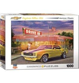 Eurographics Daytona Yellow Zeta (1000pc)