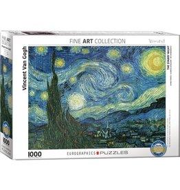 Eurographics Starry Night (1000pc)