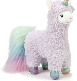Sugar Plum, the Llamacorn
