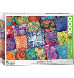 Eurographics Indian Pillows (1000pc)