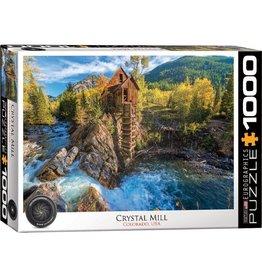 Eurographics Crystal Mill, Colorado (1000pc)