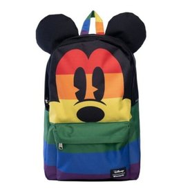 Mickey Mouse Backpack (Rainbow)