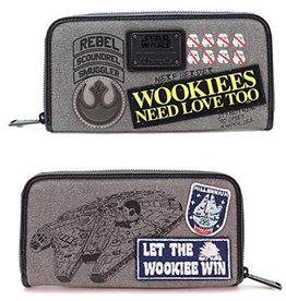 Rebel Wookie Wallet