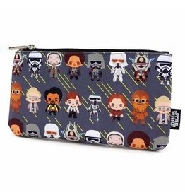 Star Wars Pencil Case (Chibi)