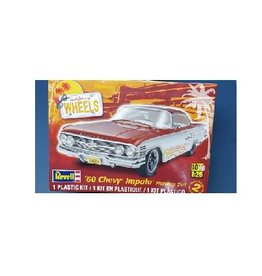 1960 Chevy Impala Hardtop