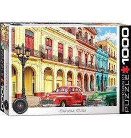 Eurographics La Havana, Cuba (1000pc)