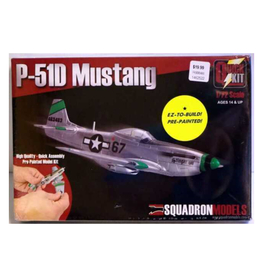 Squadron Models P-51D Mustang Quick Kit