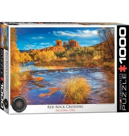 Eurographics Red Rock Crossing, AZ (1000pc)