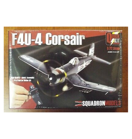Squadron Models F4u-4 Corsair Quick Kit