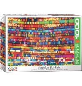 Eurographics Peruvian Blankets (1000pc)