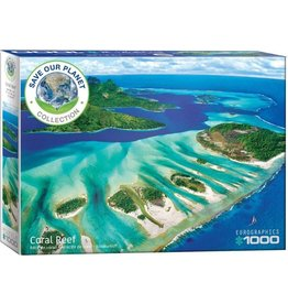 Eurographics Coral Reef (1000pc)