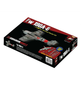 Squadron Models Fw 190A-8 Pre-Painted Quick Kit