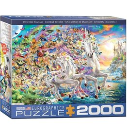 Eurographics Unicorn Fantasy (2000pc)