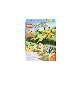 Mega Construx (Pikachu & Meowth Showdown)