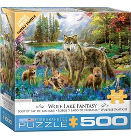 Eurographics Wolf Lake Fantasy (500pc)
