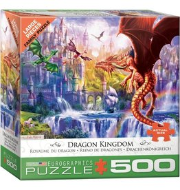 Eurographics Dragon Kingdom (500pc)