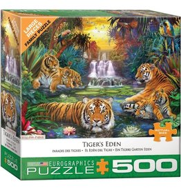 Eurographics Tiger's Eden (500pc)
