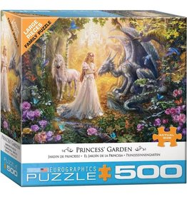 Eurographics Princess' Garden (500pc)