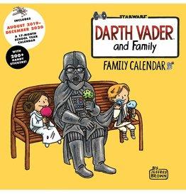 Darth Vader and Family Calendar