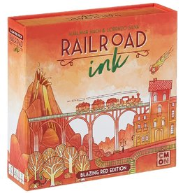 Railroad Ink (Blazing Red Edition)