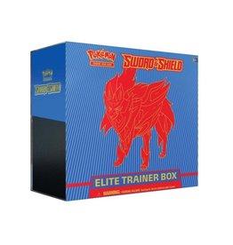 Pokemon Sword and Shield Elite Trainer Box