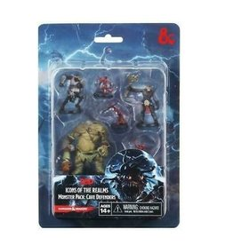 WizKids Icons of the Realms (Monster Pack - Cave Defenders)