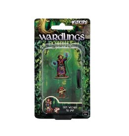 WizKids Wardlings (Boy Wizard & Imp)