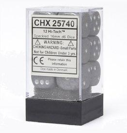 16mm D6 Dice Block (Speckled Hi-Tech)