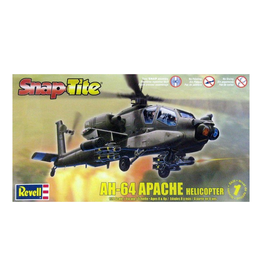 AH-64 Apache Helicopter (SnapTite)