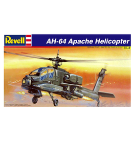 AH-64 Apache Helicopter 1:48 Scale
