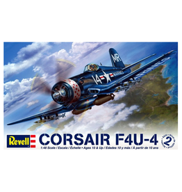 Corsair F4U-4 Fighter Plane