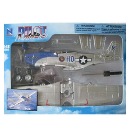P-51 Fighter Plane (E-Z Build)