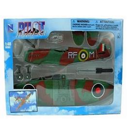 Spit Fire Fighter Plane (E-Z Build)